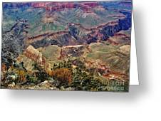 Colorado River Grand Canyon Greeting Card