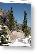 Colorado - Rocky Mountain National Park 01 Greeting Card