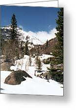 Colorado - Rocky Mountain National Park 02 Greeting Card