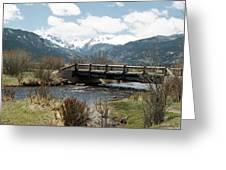 Colorado - Rocky Mountain National Park 03 Greeting Card