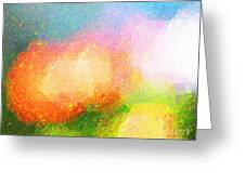Colorama Greeting Card