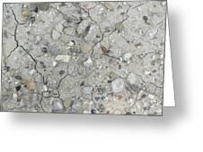 Ground Rocks Greeting Card