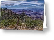 Colorful Canyon Greeting Card