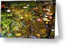 Colorful Carmel Greeting Card