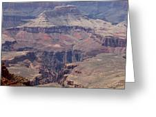 Colorful Grand Canyon  Greeting Card