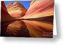 Colorful Sandstone Colorado Greeting Card by Yva Momatiuk John Eastcott