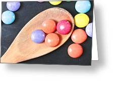 Colorful Sweets Greeting Card