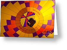 Colorful Underbelly Greeting Card