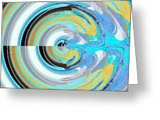 Colors Greeting Card by David Alvarez