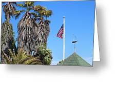 Colors Of California Greeting Card