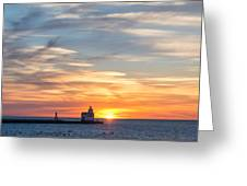 Colors Of Calm Greeting Card