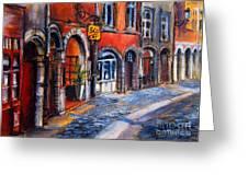 Colors Of Lyon 2 Greeting Card