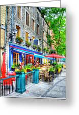 Colors Of Quebec 14 Greeting Card