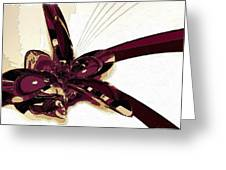 Colors Tie Greeting Card