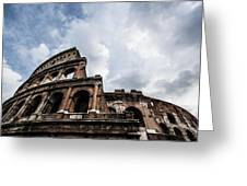 Colosseum  Rome, Italy Greeting Card
