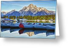 Colter Bay Greeting Card
