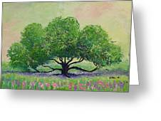 Comfort Greeting Card by William Killen