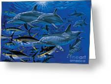 Companions Off00117 Greeting Card