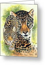 Compelling Greeting Card by Barbara Keith