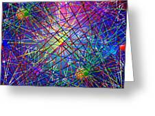 Complications - Pandoras Box Greeting Card