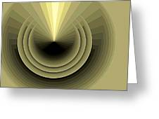 Composition 120 Greeting Card