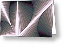 Composition 128 Greeting Card