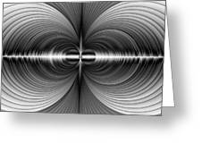 Concentric Greeting Card