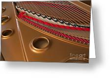 Concert Grand Greeting Card