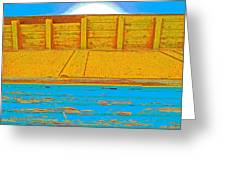 Conch House Greeting Card