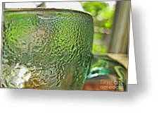 Condensation Greeting Card