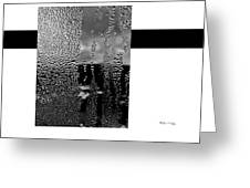 Condensed Window Greeting Card