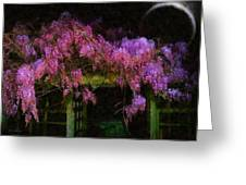 Confetti Of Blossoms Greeting Card