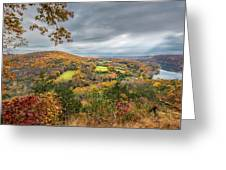 Connecticut Country Greeting Card