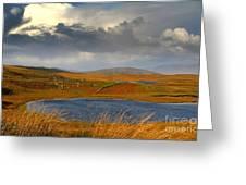 Connemara At Its Best Greeting Card