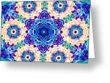 Conscious Explosion Greeting Card
