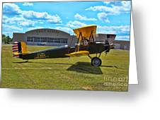 Consolidated Pt-3 Greeting Card