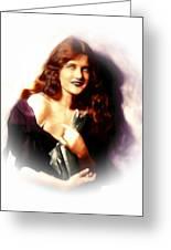 Constance Binney Greeting Card