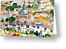 Consuegra 03 Greeting Card