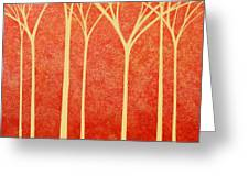 Contemplations Greeting Card