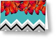 Contemporary Design Greeting Card