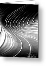 Contours 9 Greeting Card