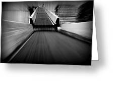 Conveyor 2 Greeting Card