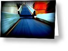 Conveyor Greeting Card