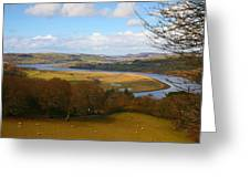Conwy River Greeting Card