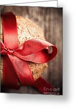 Cookie Gift Greeting Card by Jane Rix