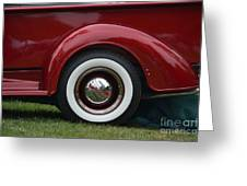 Cool Chevy Pickup  Greeting Card