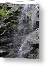 Cool Water On A Hot Summer Day In Austria Greeting Card