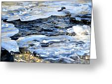 Cool Waters Greeting Card