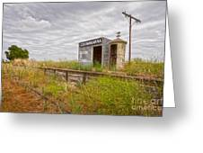Coonawarra Station South Australia Greeting Card