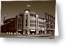 Coors Field - Colorado Rockies 19 Greeting Card